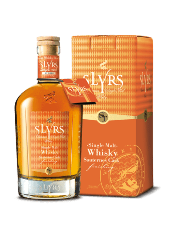 LYRS Whisky Sauternes 46% 700ml mit Verpackung