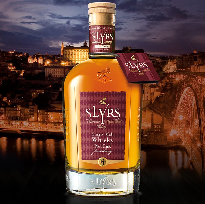 SLYRS - Whisky Finishings