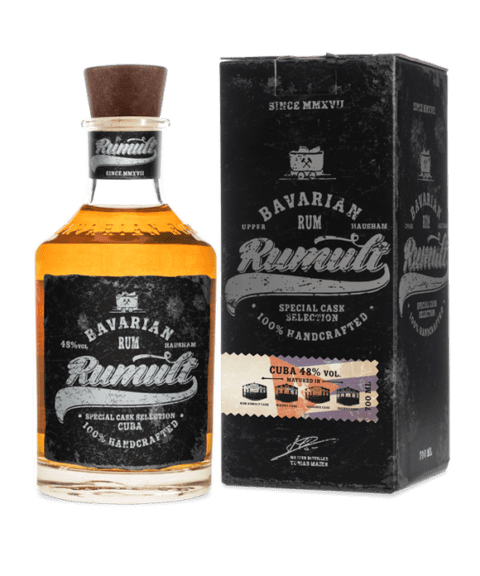 Rumult Cuba Selection Shop