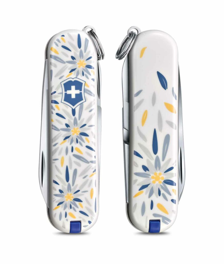 Victorinox Classic Limited Edition 2021 Alpine Edelweiss