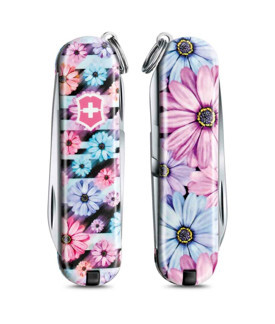 Victorinox Classic Limited Edition 2021 Dynamic Floral