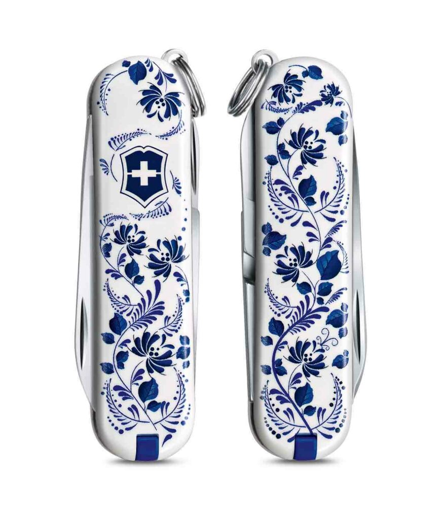 Victorinox Classic Limited Edition 2021 Porcelain Elegance